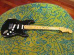 Stratocaster Bakelite Custom Shop David Gilmour Black