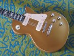 Gibson Les Paul 60´s Tribute Worn Gold Top 2011
