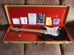 Fender Stratocaster Custom Shop Signature  Eric Clapton Blackie